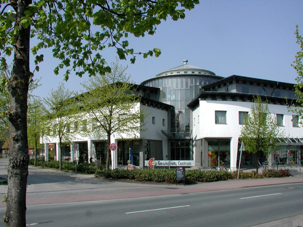 Gesundheitszentrum Damme | ars architekten