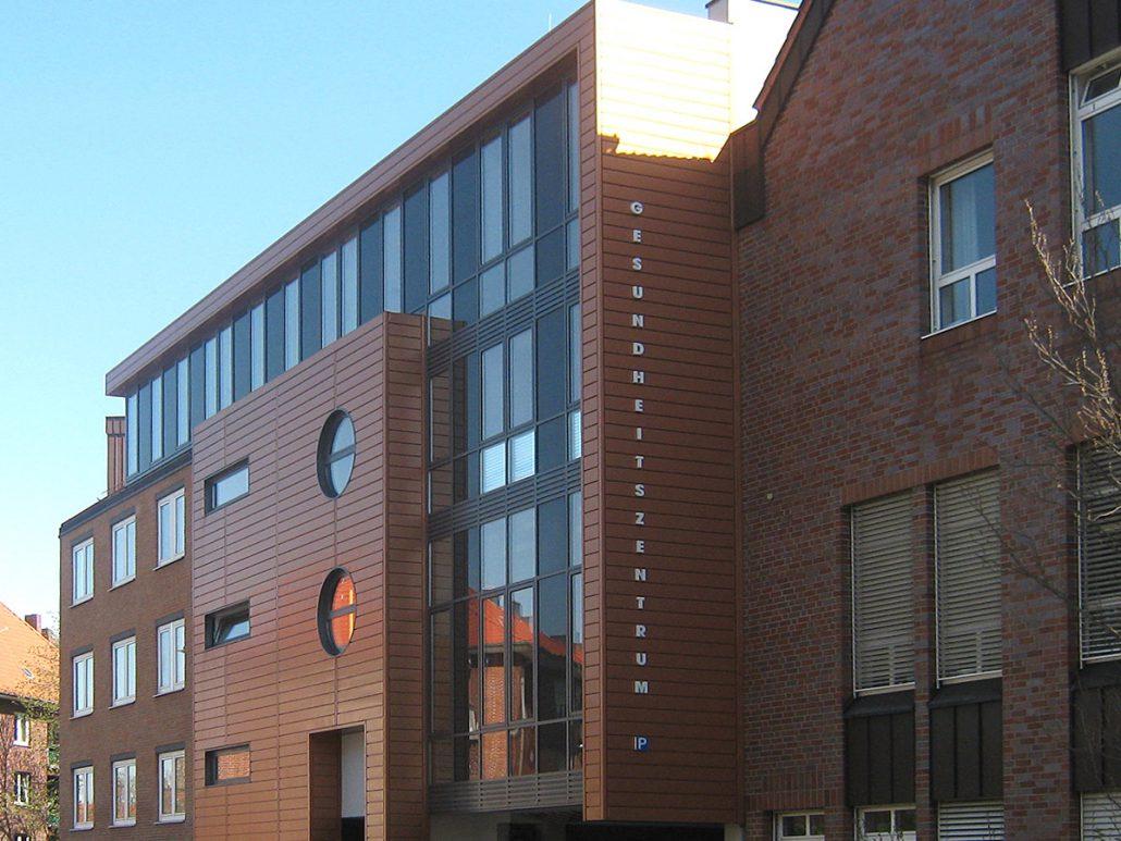 Gesundheitszentrum am EVK Münster
