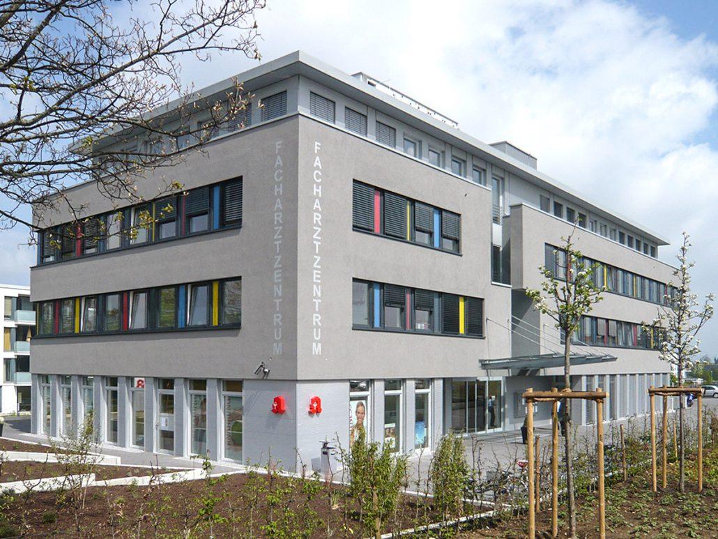 Facharzt- und Therapiezentrum, Paderborn