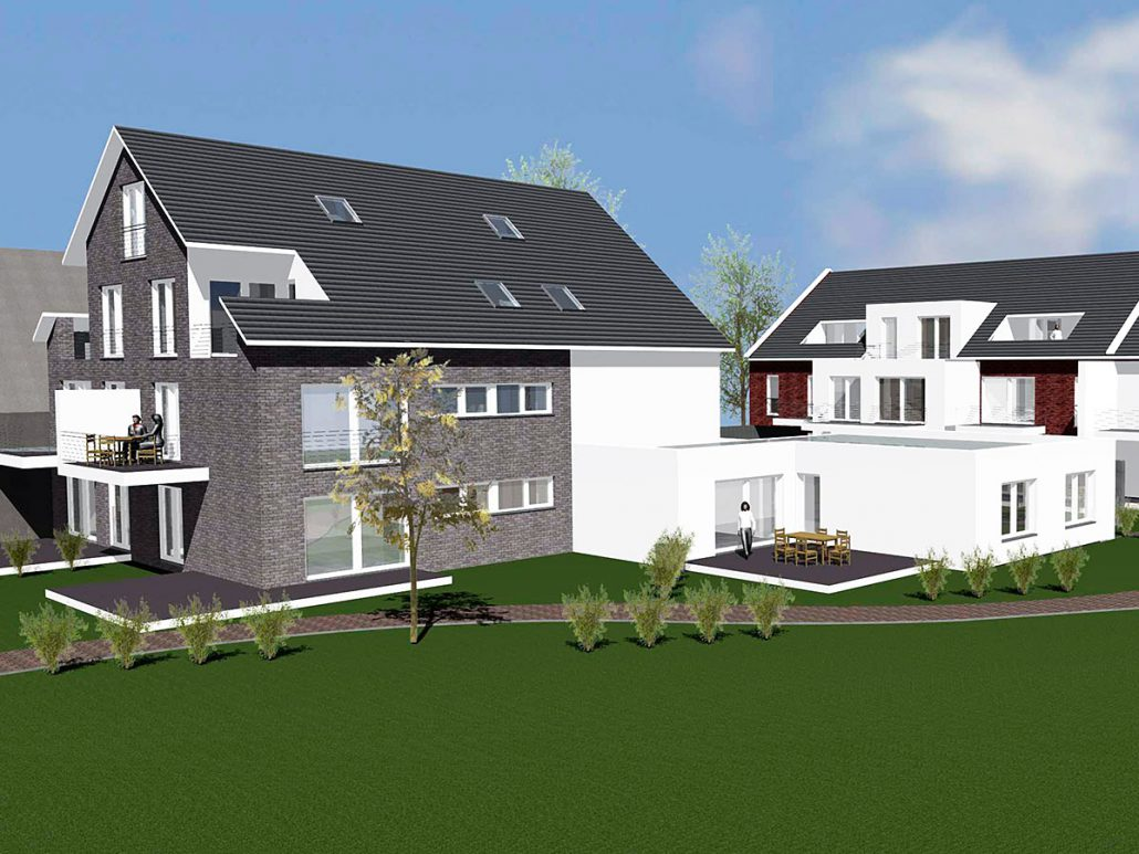 Wohnbebauung Münster