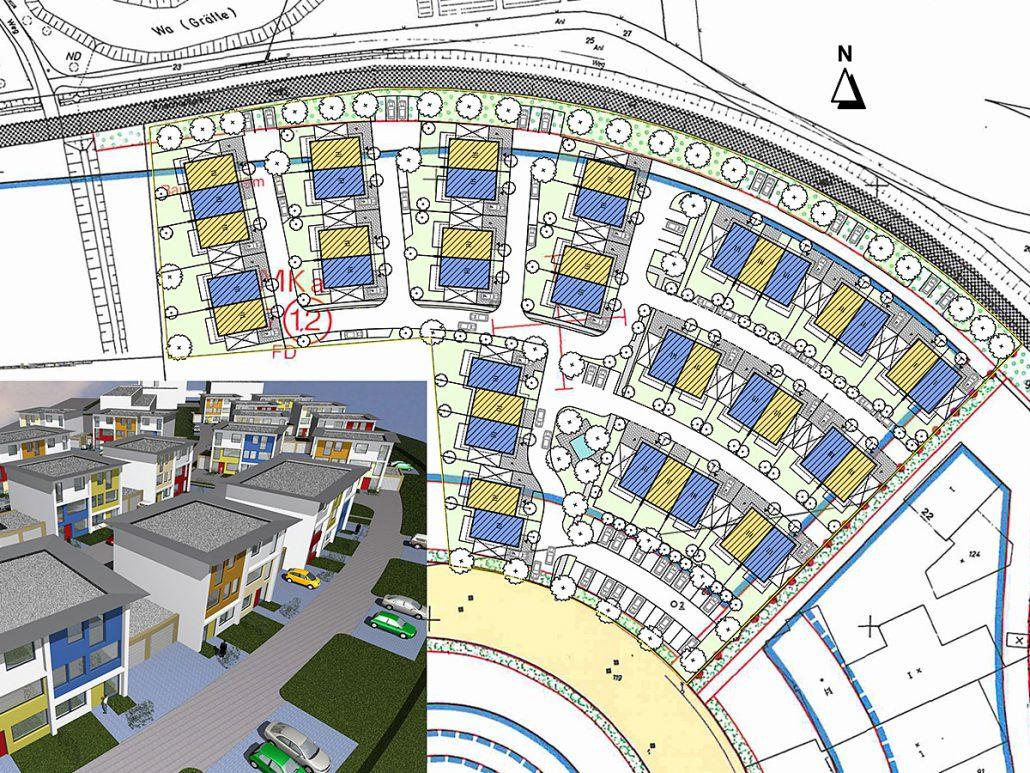 Wohnen und Arbeiten unter einem Dach Münster Zentrum-Nord