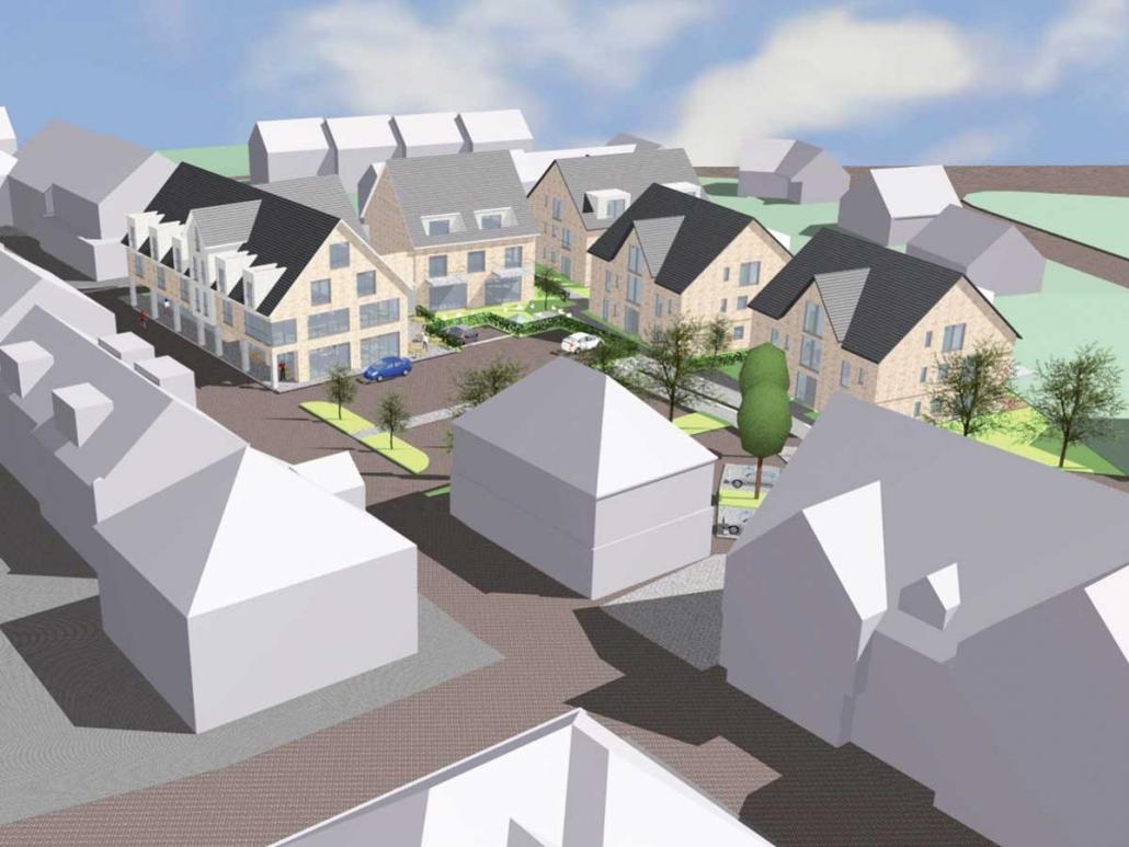Gewerbe- und Wohnungsbau Ostbevern